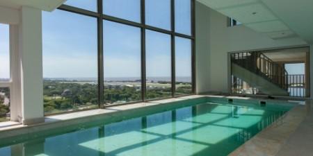 TRIPLEX con vista panoramica y piscina propia